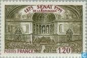 Postage Stamps - France [FRA] - Senate