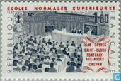 Postage Stamps - France [FRA] - ENS