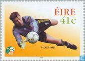 Postage Stamps - Ireland - World Cup