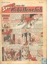 Strips - Sjors van de Rebellenclub (tijdschrift) - 1957 nummer  44