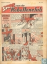 Bandes dessinées - Sjors van de Rebellenclub (tijdschrift) - 1957 nummer  44