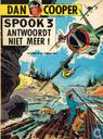 Comic Books - Dan Cooper - Spook 3 antwoordt niet meer!