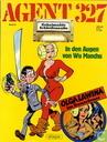 Strips - Agent 327 - Geheimakte Schleifenratte - In den Augen von Wu Manchu / Olga Lawina im Dauerfeuer