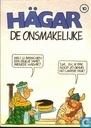 Bandes dessinées - Hägar Dünor le Viking - Hägar de onsmakelijke