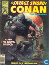 Bandes dessinées - Conan - The Savage Sword of Conan the Barbarian 15