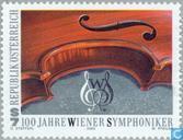 Postage Stamps - Austria [AUT] - 100 years Vienna Symphony