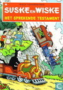 Comic Books - Willy and Wanda - Het sprekende testament
