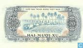 Billets de banque - Ngan Hang Viët Nam - 20 Xu Vietcong