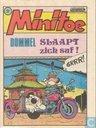 Comic Books - Minitoe  (tijdschrift) - 1989 nummer  51