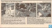 Strips - Bommel en Tom Poes - Tom Poes en het Wroeg-wezen