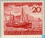Postage Stamps - Germany, Federal Republic [DEU] - Helgoland