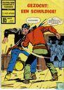 Comic Books - Gezocht: een schuldige! - Gezocht: een schuldige!