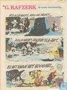 Strips - Minitoe  (tijdschrift) - 1989 nummer  52