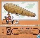 Strips - Kuifjesbon producten - Chromo Luchtschepen