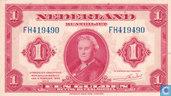 1 Gulden Nederland 1943