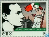 Postage Stamps - Ireland - Pearse, Henry
