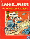 Comic Books - Willy and Wanda - De amoureuze amazone