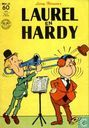 Comic Books - Laurel and Hardy - de veldloop