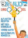 Comic Books - Mad - Vol.1 (magazine) (Dutch) - Nummer  207