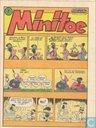 Strips - Minitoe  (tijdschrift) - 1990 nummer  1