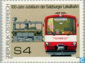 Postage Stamps - Austria [AUT] - Local Job Salzburg 100 years