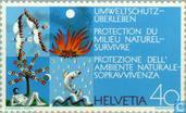 Postage Stamps - Switzerland [CHE] - Environmental Protection