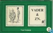 Comic Books - Vader & Zoon [Van Straaten] - Vader & Zn.