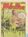 Bandes dessinées - Minitoe  (tijdschrift) - 1990 nummer  2