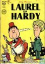 Comic Books - Laurel and Hardy - in en om het huis