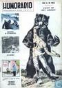 Bandes dessinées - Humoradio (tijdschrift) - Nummer  709