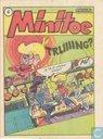 Comic Books - Minitoe  (tijdschrift) - 1990 nummer  4