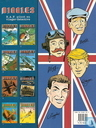 Comic Books - Biggles - De laatste zeppelin