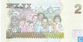 Banknotes - Reserve Bank of Fiji - Fiji 2 Dollars (P109a)