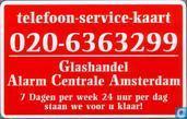 Glashandel Alarm Centrale Amsterdam