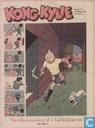 Bandes dessinées - Kong Kylie (tijdschrift) (Deens) - 1951 nummer 43