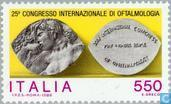 Postage Stamps - Italy [ITA] - Ophthalmology Congress
