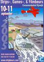 Miscellaneous - Stripboekenbeurs Rijswijk - Strips-, Games-, en Filmbeurs - Evenementenhal Rijswijk