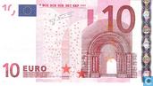 Eurozone 10 Euro U-L-T