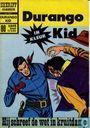 Bandes dessinées - Durango Kid - Hij schreef de wet in kruitdamp