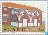 Postage Stamps - Åland Islands [ALA] - Verandas