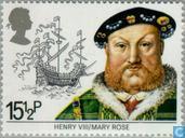 Briefmarken - Großbritannien [GBR] - British maritimen