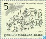 Postage Stamps - Berlin - Berlin 19th Century