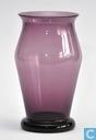 Glas / Kristall - Kristalunie - Lathyrus Vaas paars