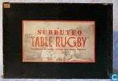 Board games - Subbuteo - Subbuteo Table Rugby