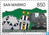 Timbres-poste - Saint-Marin - Sports