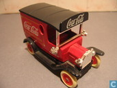 Model cars - Lledo - Ford Coca-Cola