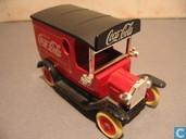 Modelauto's  - Lledo - Ford Coca-Cola