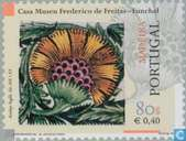 Timbres-poste - Madère - Tuiles