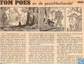 Comic Books - Bumble and Tom Puss - Tom Poes en de gezichtenhandel
