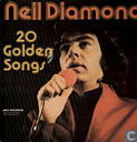 Disques vinyl et CD - Diamond, Neil - 20 golden songs